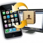 Keep your contacts sync'd between your PC and your iphone.