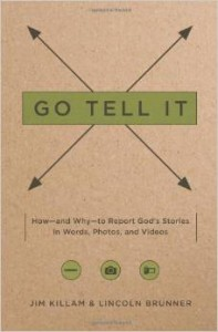 go tell it book