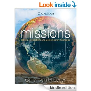 missions book