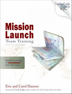 mission launch