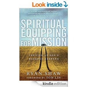spiritually equipping for mission