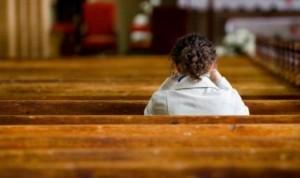 praying pew