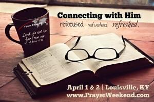 prayerweekend spring 2016