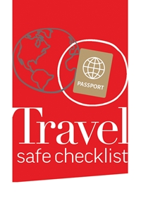 4) Finally, a Pretty Decent Travel Checklist