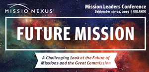 1) Last Chance Ever to Register for Super-Earlybird Missio Nexus Conf.