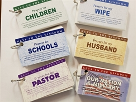 "3) These ""Flash Card"" Prayer Guides Can Light Your Prayer Path"