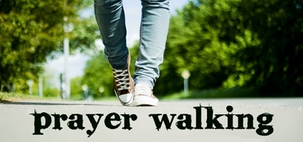 4) Ideas from 24/7 Prayer: Check out this Brief on Prayer-walking