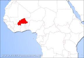 3) Let's Pray for Peace in Burkina Faso